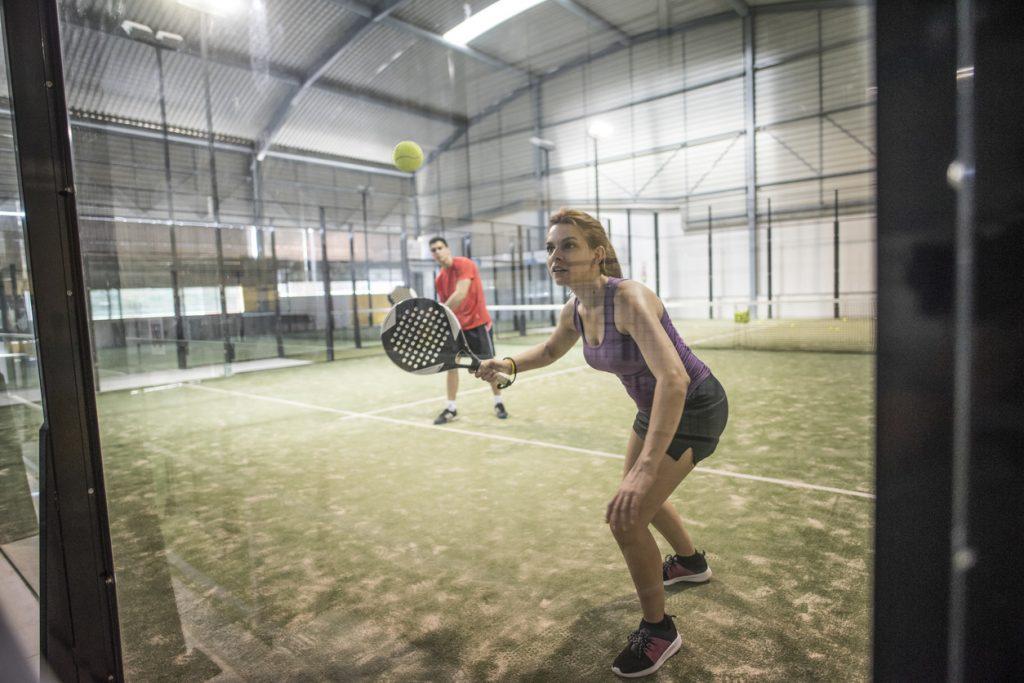 Tutti pazzi per il padel tennis a Minorca