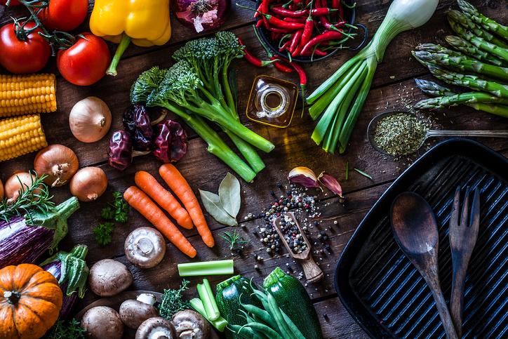 I prodotti veg sono sempre più amati