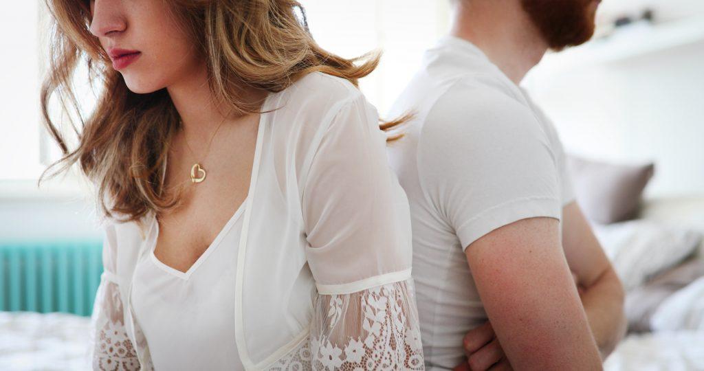 Matrimonio in crisi, settembre è il mese peggiore