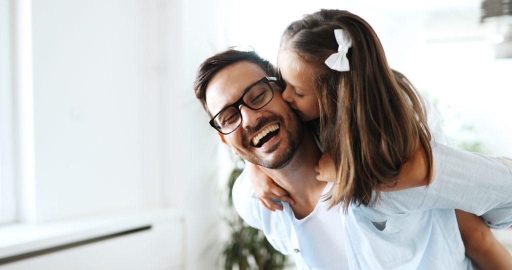 Tutti i benefici del rapporto padre figlia