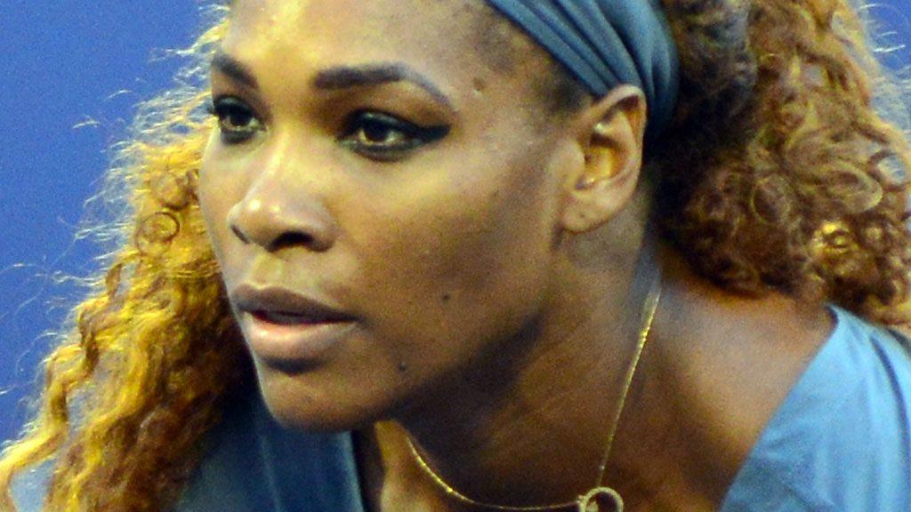 La dieta di Serena Williams vista da vicino