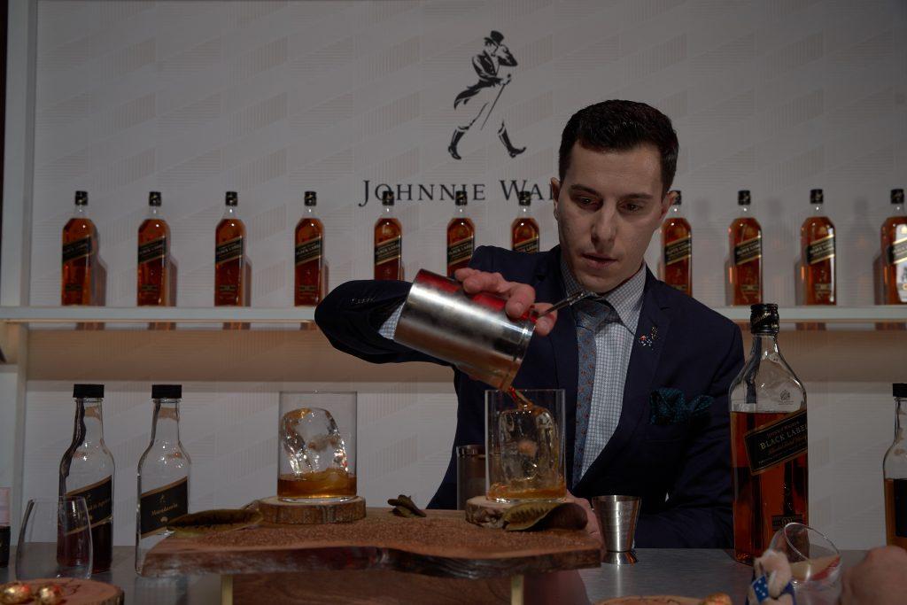 Bartender Orlando Marzo