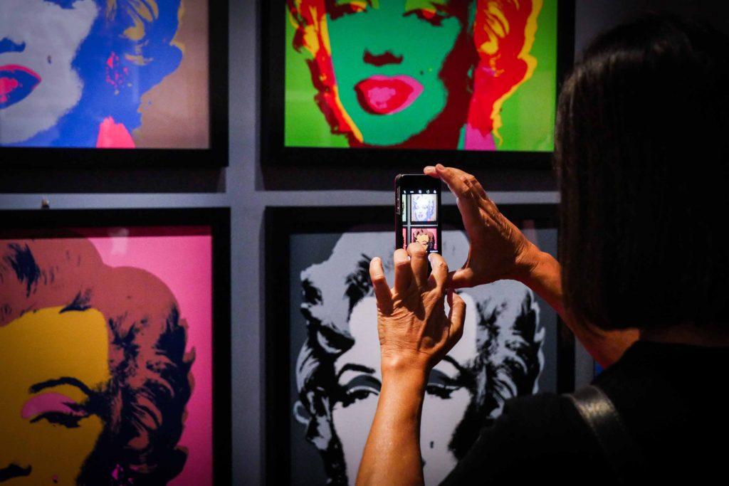 """Warhol e Campari – Tutto il """"glam"""" della settimana"""