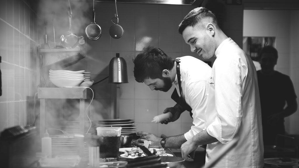 Giovani chef: Luca Baldacci e Emanuele Fabbri in cucina