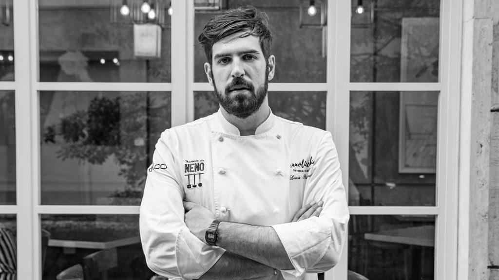 Giovani chef: Luca Baldacci di Cannolicchio