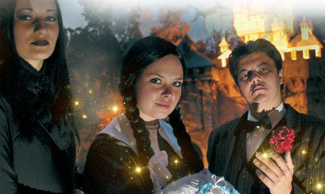 Magic Halloween a Gardaland con una madrina d'eccezione