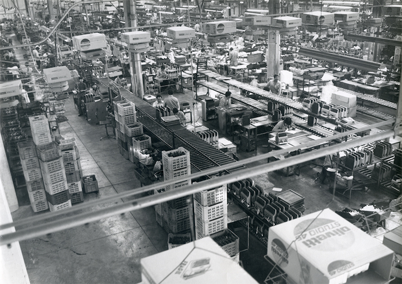 Olivetti Makes, storia di design, industria e società