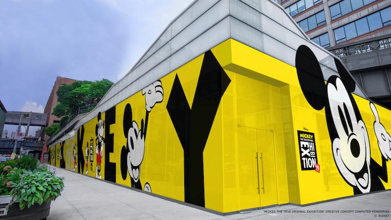 New York celebra Topolino con una mostra