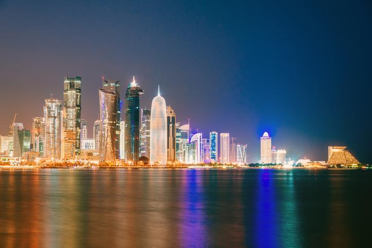 Doha, dove lo skyline è in continua evoluzione