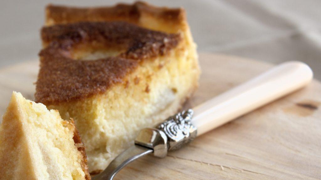 Pere, una torta saporita con frutta