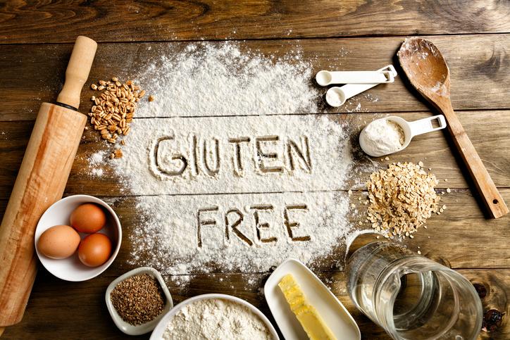 Gluten free, glutine, pane, dieta