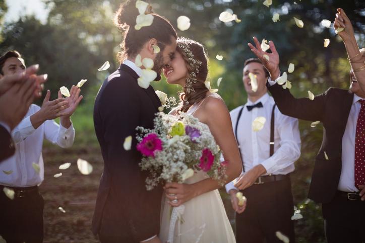 Il successo di un matrimonio? Soldi e istruzione