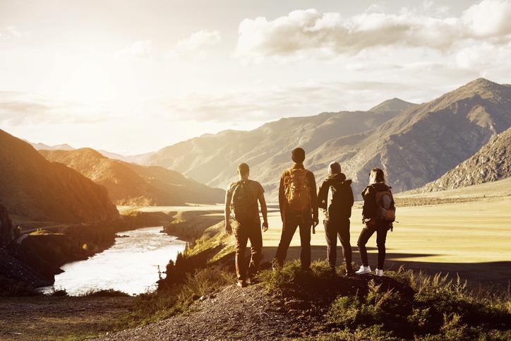 Turismo outdoor, in Italia è in forte crescita
