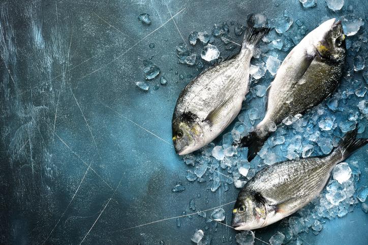 pesce fresco, arrosto, marinatura