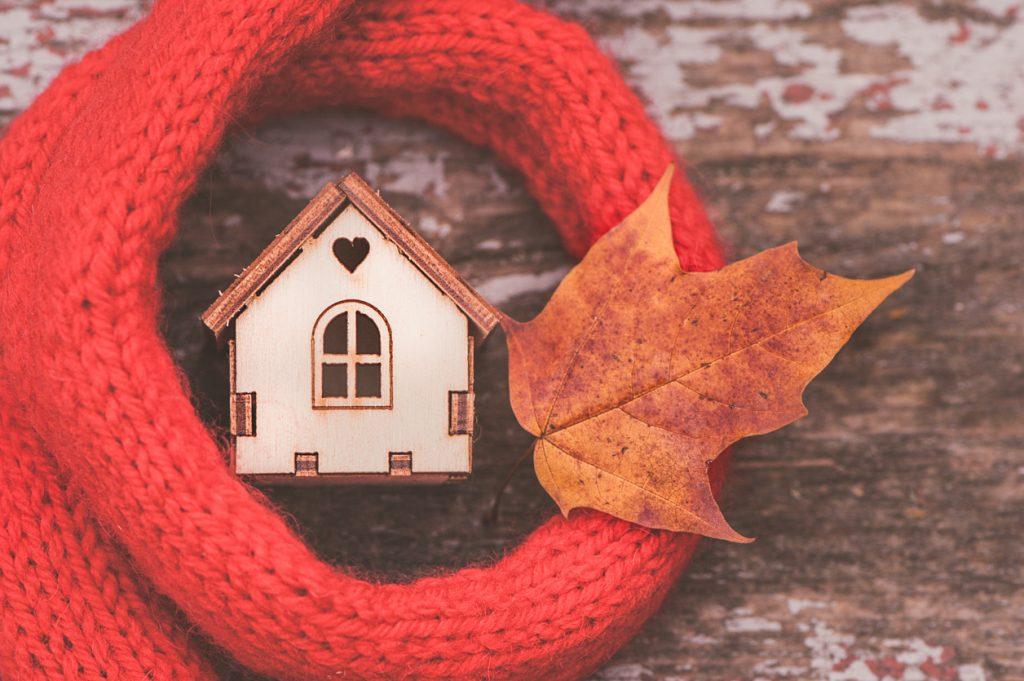 Come sistemare la casa per l'autunno
