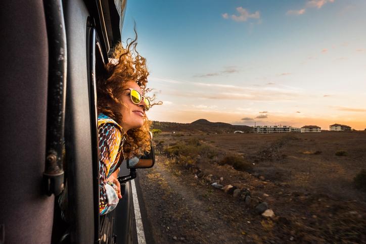 Viaggi al femminile, quando si parte da sole