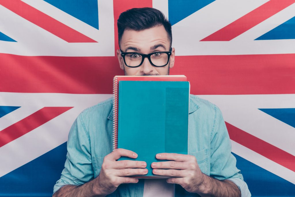 Imparare l'inglese in appena cinque mosse