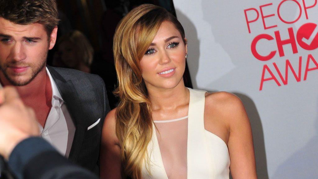 consigli d'amore dalla coppia Miley -cyrus e Liam Hemsworth