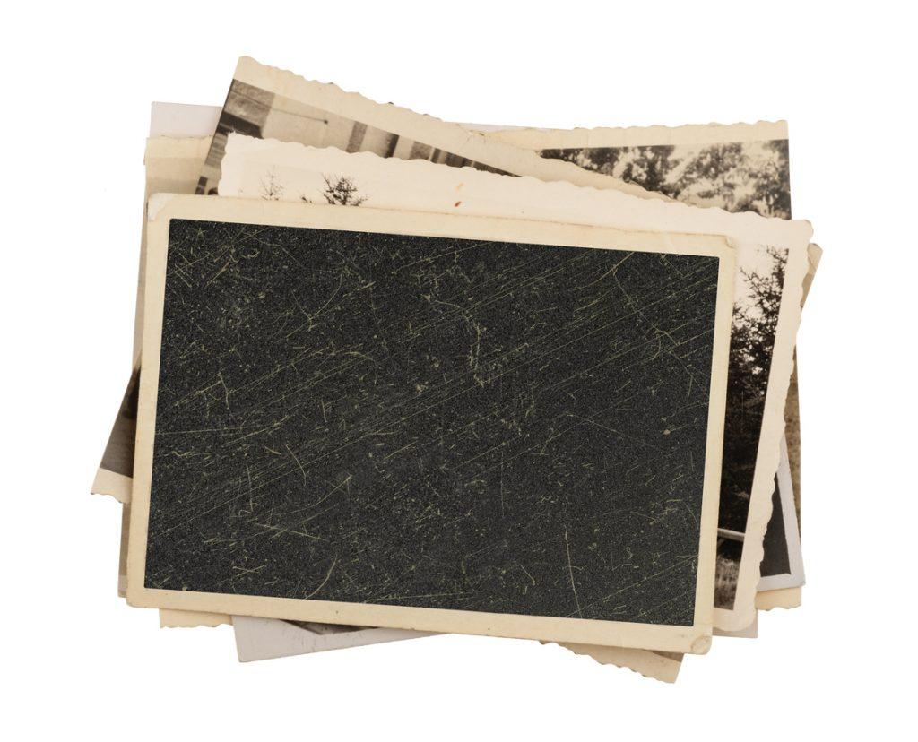 Come ripulire le vecchie fotografie