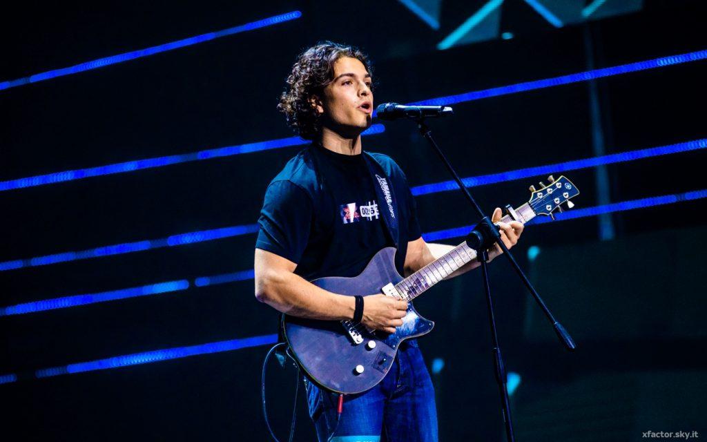 Il figlio di Gassman a X Factor, quando il sangue premia