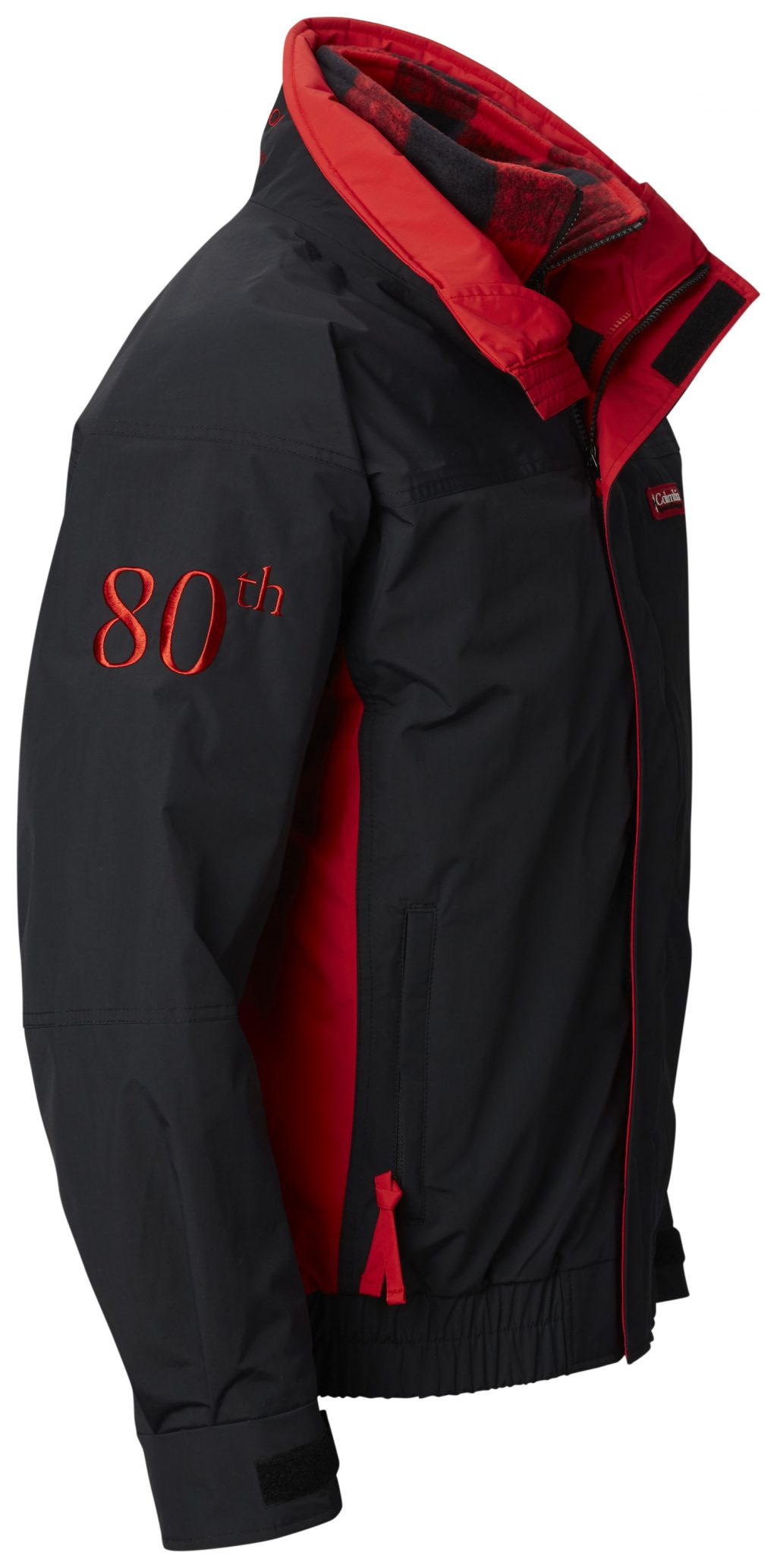 Icon jacket, freddo e inverno non vi temo