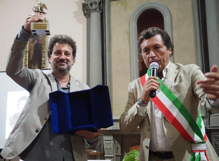 Leonardo Pieraccioni e Mario Agnelli