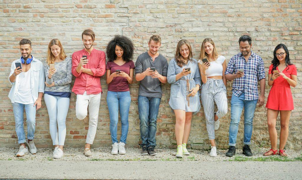 Smartphone e giovani