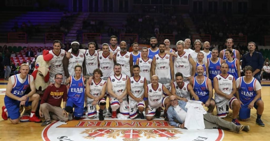 Nazionale Basket Artisti