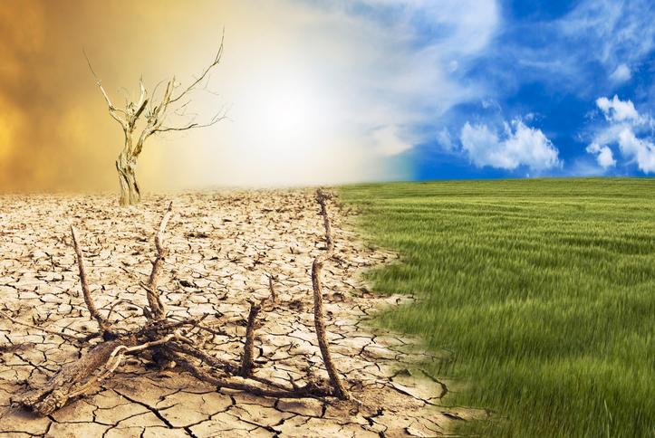 cambiamento del clima e inquinamento