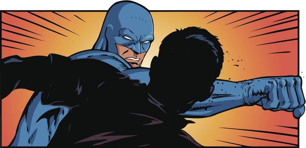 I supereroi sono più violenti dei cattivi