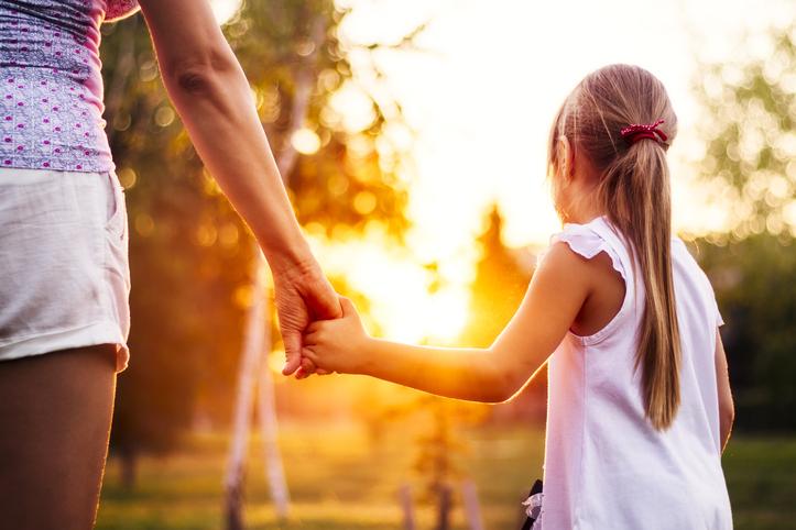 Genitori e figli, al parco si parla meglio