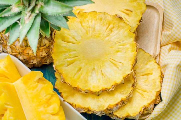 Ananas, usi cosmetici casalinghi del frutto tropicale