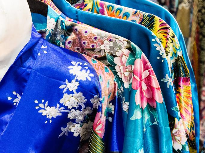 Kimono, mostra a gorizia