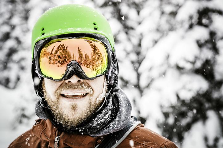Ski goggles, gli occhiali per sfrecciare sulle piste