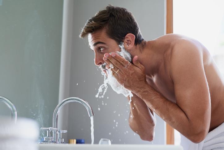 Beauty routine maschile, un sondaggio