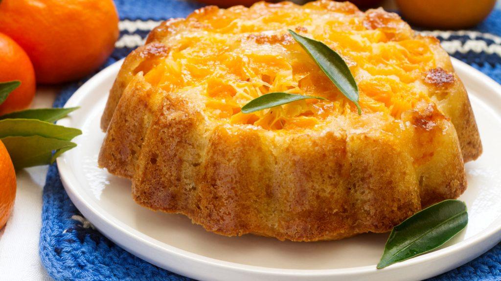 Torta di clementine, un dolce delicato alla vitamina C