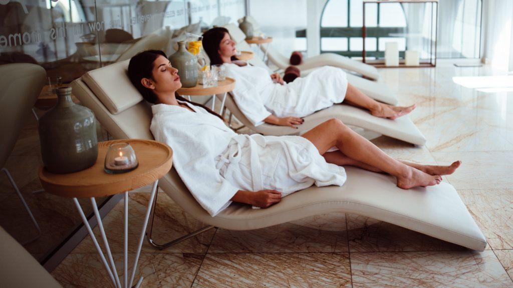 Quanto spendono gli italiani nelle spa?