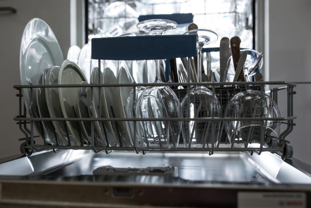 segni della lavastoviglie