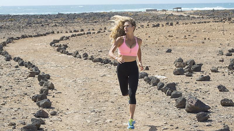 Spiritual fitness, allenati come Jill Cooper