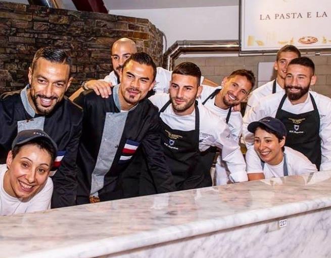 """Charity, Sampdoria e balli – Tutto il """"glam"""" della settimana"""