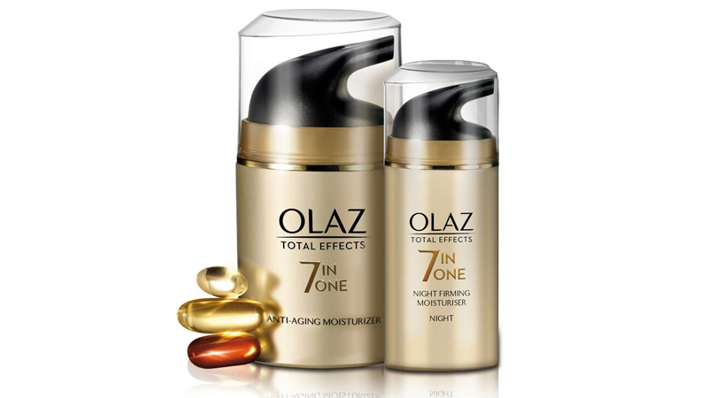 Olaz, Total Effects 7in1 Crema notte rassodante