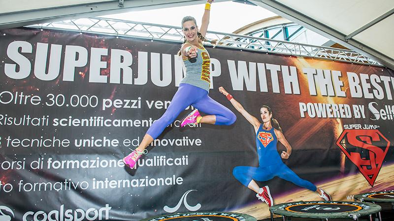 Jill Cooper, Super Jump