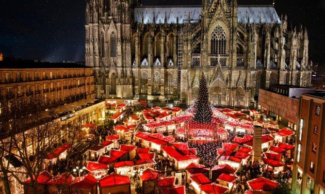 Mercatini di Natale in Europa: Colonia
