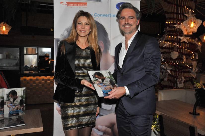 Adriana Volpe e Beppe Convertini, charity
