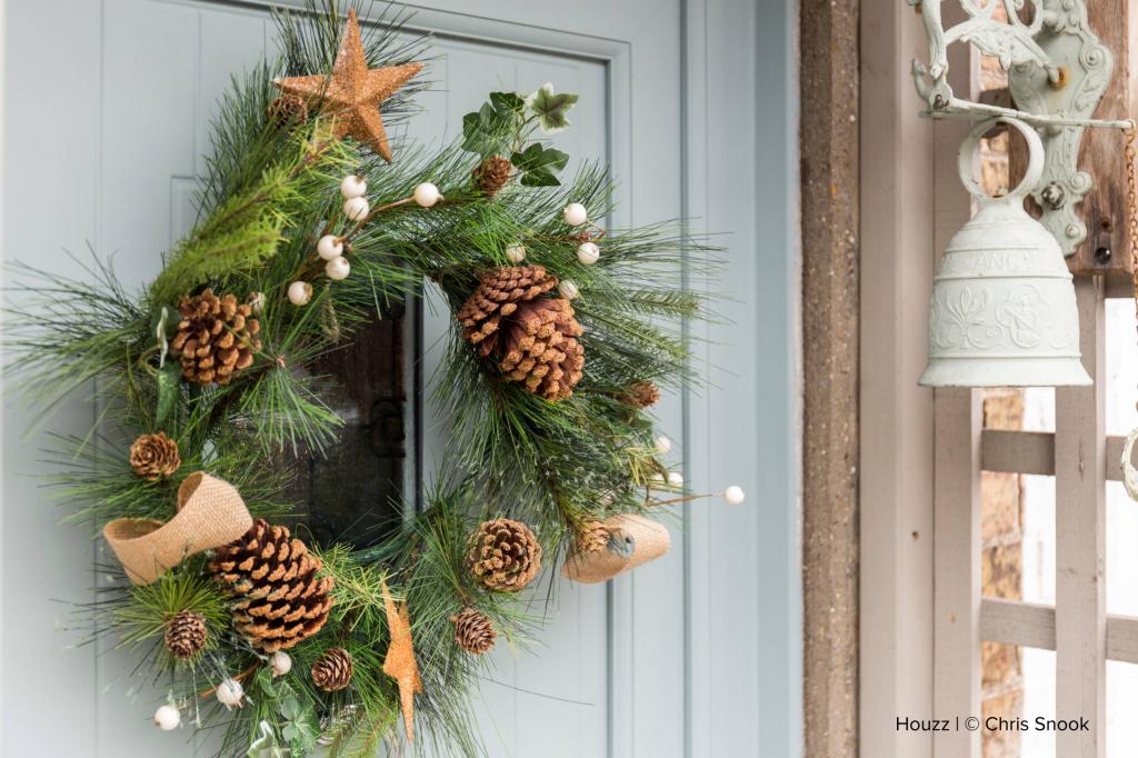 Come decorare la casa a Natale senza stress