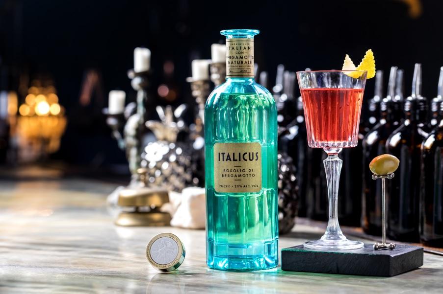 Italicus, Prospericus, cocktail