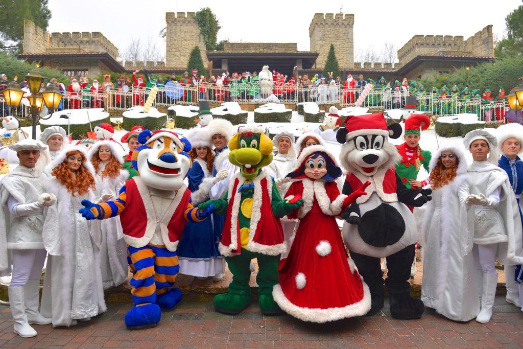 Natale a Gardaland
