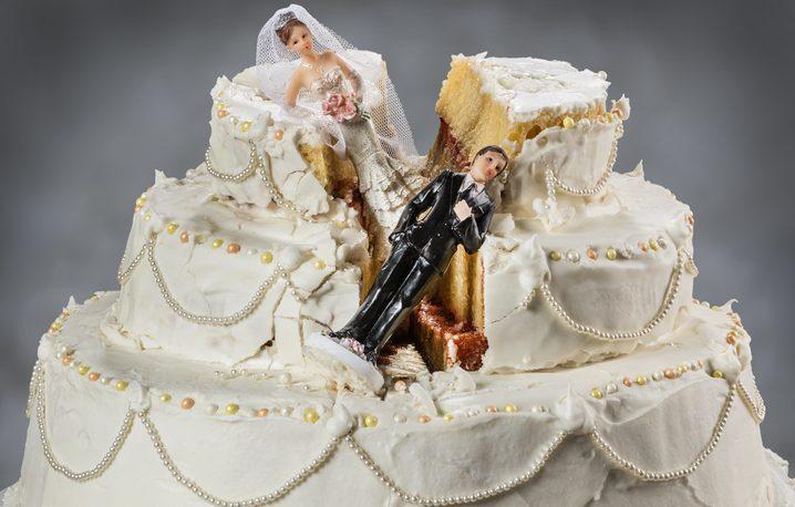 divorzi, separazioni, matrimoni