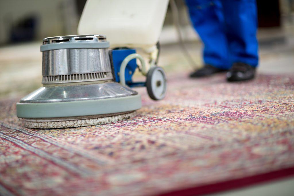 pulizia profonda dei tappeti
