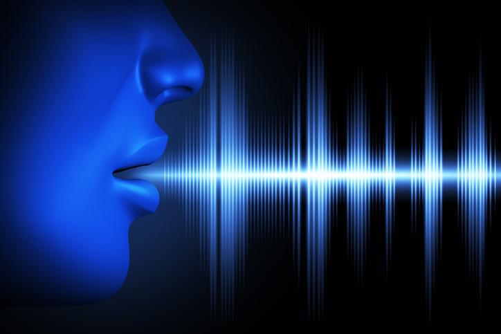 suono, volume, registro e tono della voce